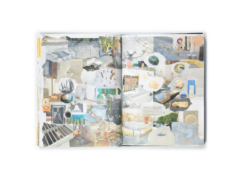 Cuaderno 01 (2013-2016). Archivo del artista