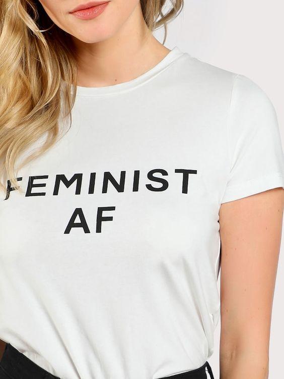 T-shirt de Shein