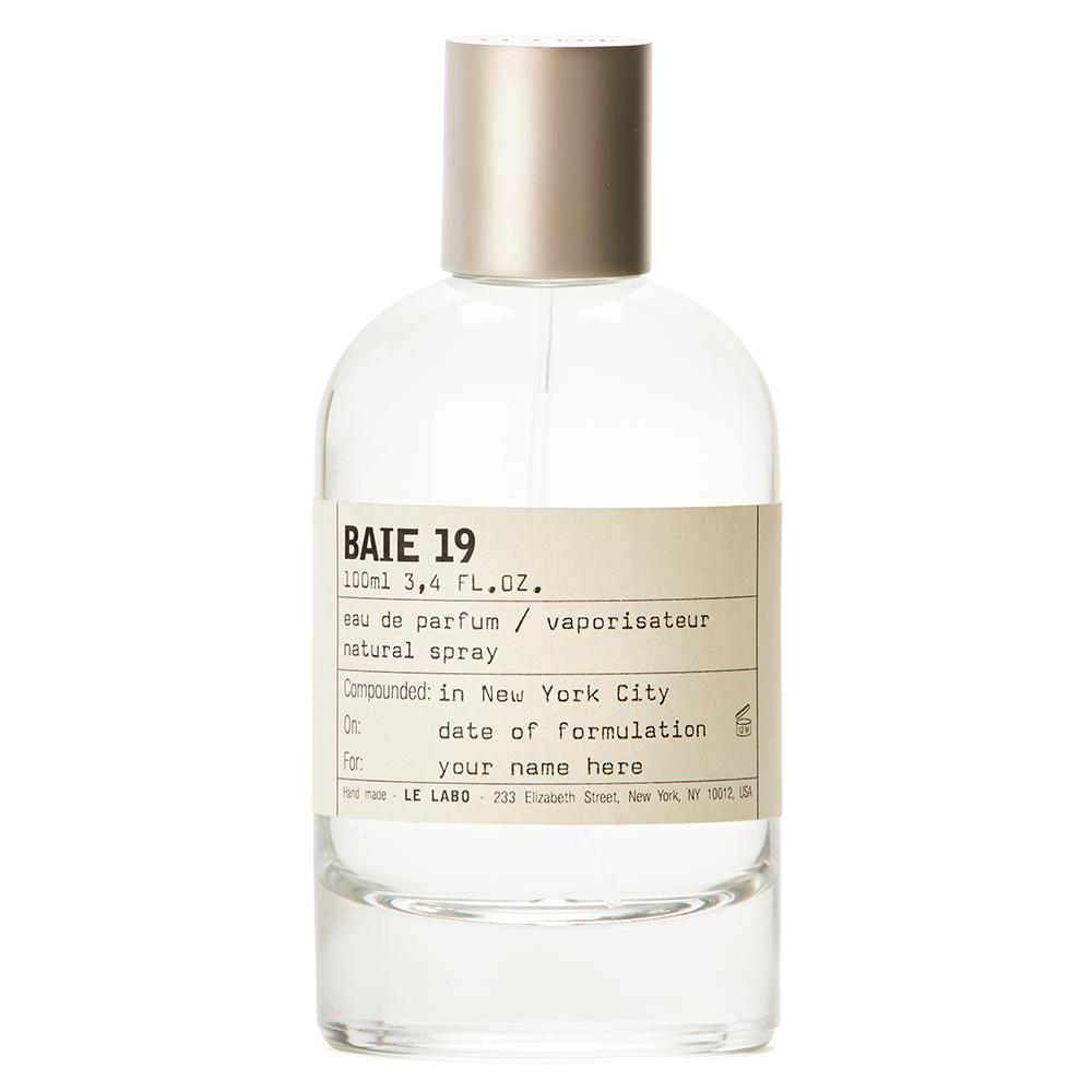 Perfume Le Labo Baie 19